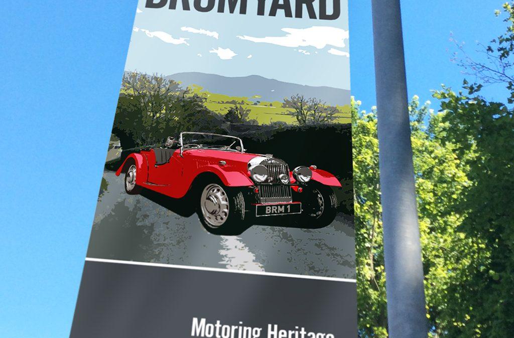 Bromyard town signage design